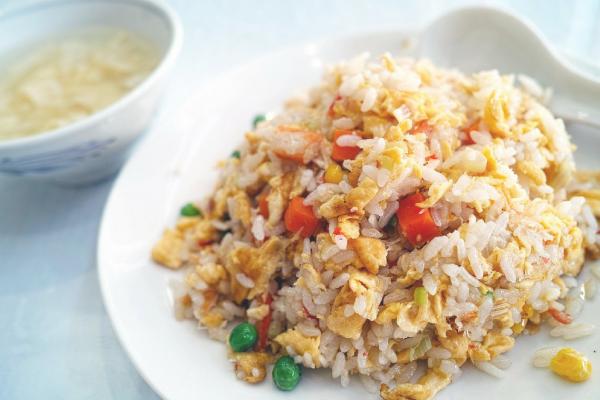 Turkey Stir Fry with Brown Rice