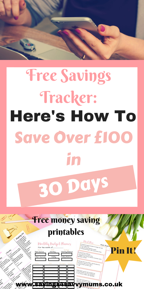Save easily with this 1p Saving Challenge. Sticking to it for 30 days means you could save £105, that's £667 over a year without giving up anything at all by Laura at Savings 4 Savvy Mums #1psavingchallenge #savingmoney #budgeting #moneysaving #familymoneysavingideas