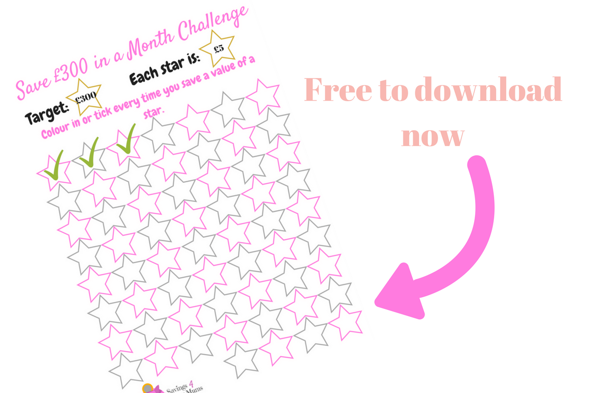 Free 30 Day Money Saving Challenge_ A 4 Week Money Challenge for Your Personal Finances