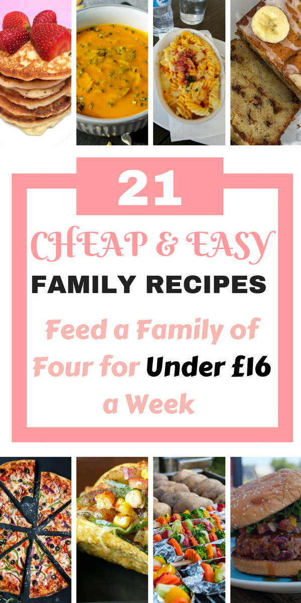 Here is how to meal plan with limited funds and a free family meal planner on a budget to help you save more. Family meal planning is a great way for you to save your family money. Included is a shopping list and a meal planner what will feed your family for a week for only £16 by Laura at Savings 4 Savvy Mums. #MealPlanningOnABudget #Family #MealPlanningOnABudgetIdeas #MealPlanningFor4 #MealPlanningForBeginners #Grocerylist #Easy #GroceryListPrintable