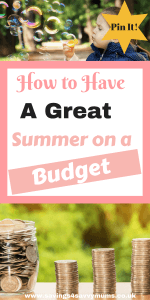 How to Have A Great Summer on a Budget
