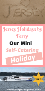 Jersey Holidays by Ferry: Our Mini Self-Catering Holiday