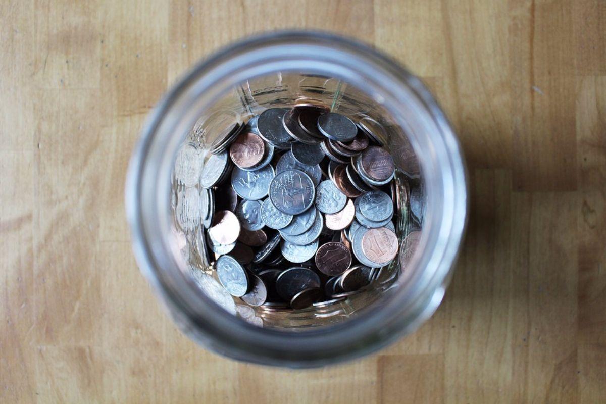 Penny Jar