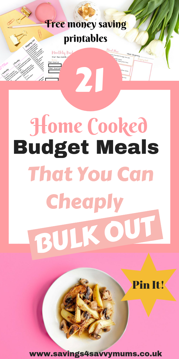 Hate cooking but want your family to eat better? Then have a look at food pooling meaning that you cook meals once and so does everyone else in your group by Laura at Savings 4 Savvy Mums #BudgetMeals #FamilyFood #CheapRecipes #BudgetRecipes #FamilyRecipes