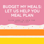 Join budget my meals