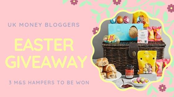 UK Money Blogger Easter Giveaway 1