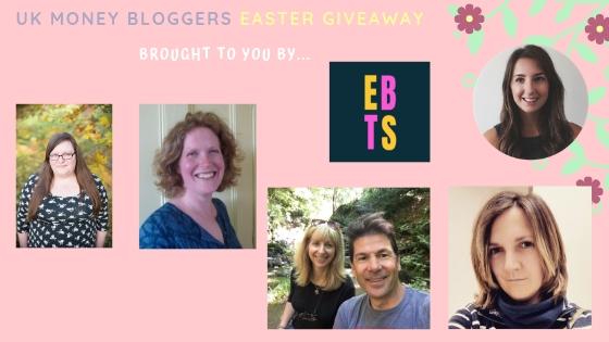 UK Money Blogger Easter Giveaway 2