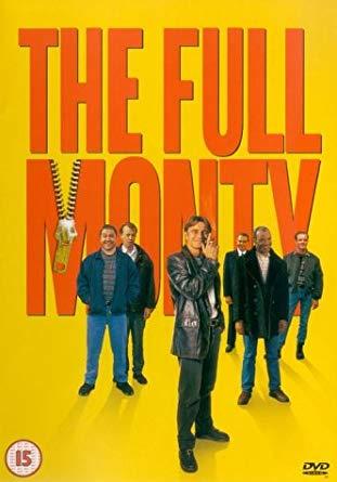 The Full Monty DVD*