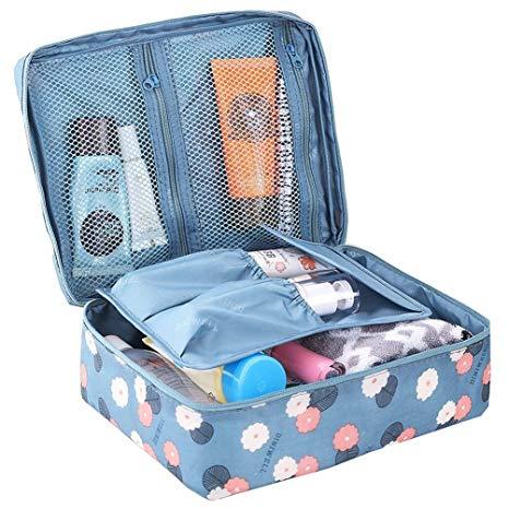 Cosmetic Bag Beauty Case Makeup Bag*