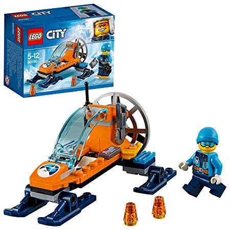LEGO 60190 City Arctic Expedition Arctic Ice Glider Vehicle Toy*