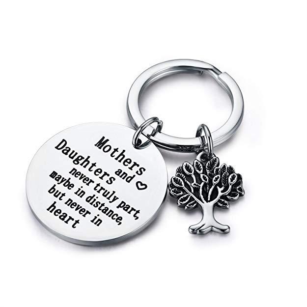 CJ&M Family Tree Keychain*