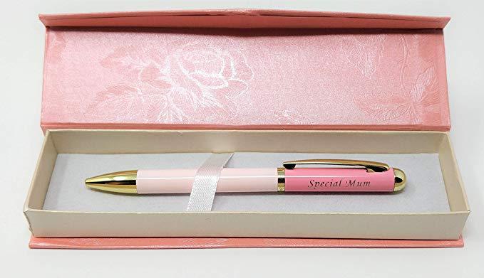 Special Mum Personalised JRose Ladies Pen in Beautiful Gift Box by Sterling Effectz*