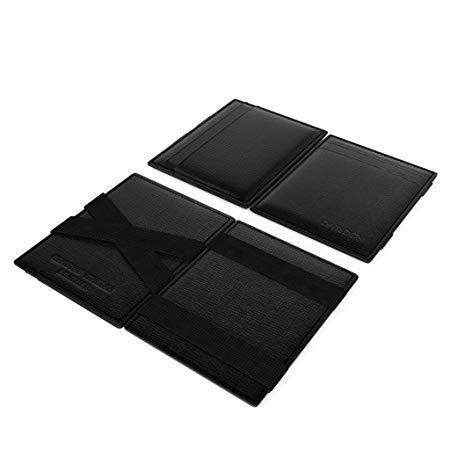 DARDON® Magic Wallet Designer Italian Genuine Leather Wallet*