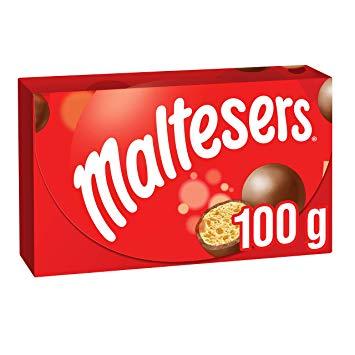 Maltesers Chocolate Box, 100g*