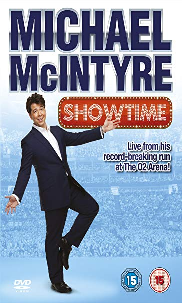 Michael McIntyre: Showtime DVD*