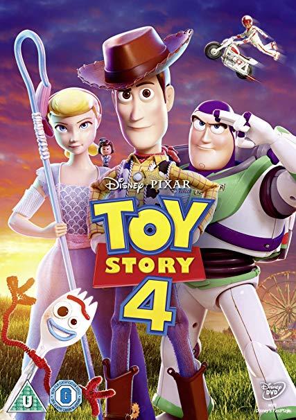 Disney & Pixar's Toy Story 4 DVD*