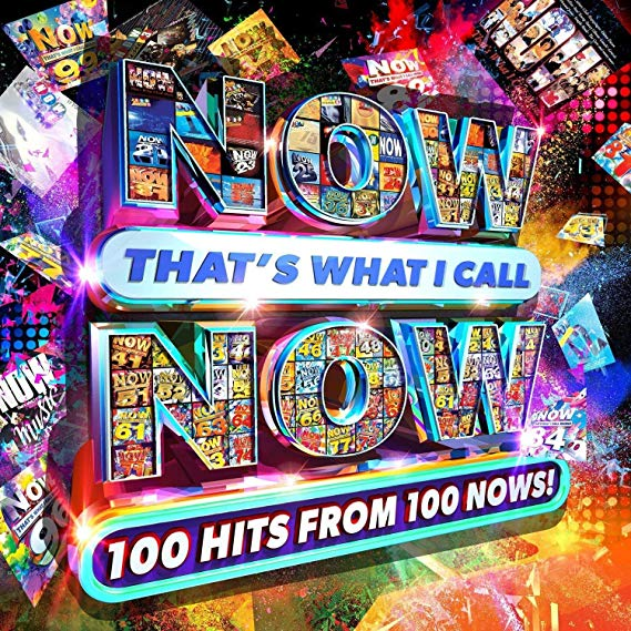 NOW That's What I Call NOW CD*