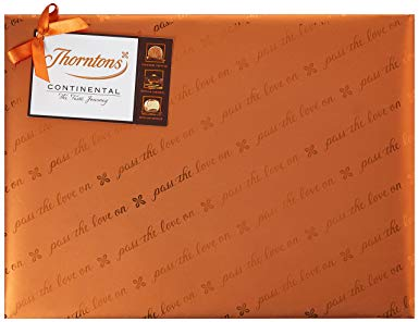 Thorntons Continental Gift Selection Wrapped, 284 g*