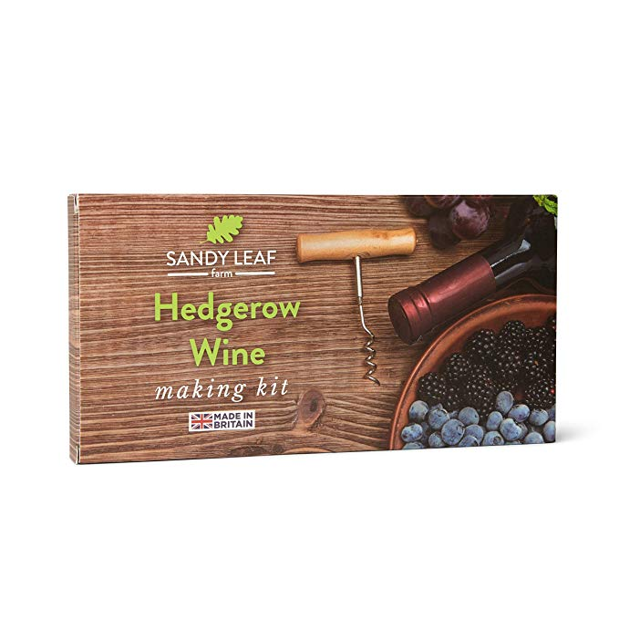 Hedgerow Wine Kit - Make Your Own Fruit Wine*
