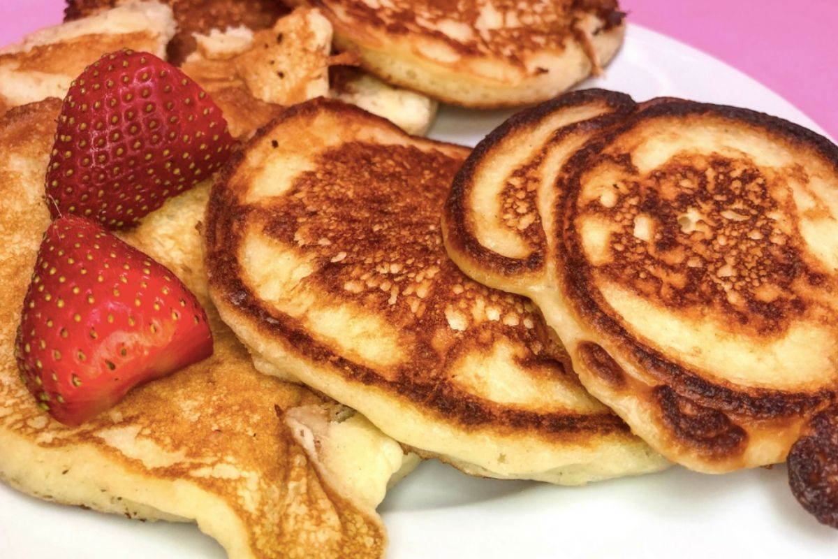 The Best Eggless Pancakes Recipe Ever