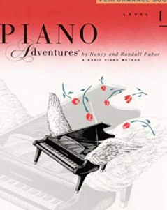 Piano Adventures: Performance Book - Level 1 (Piano Adventures Library)*