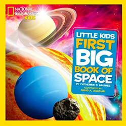 National Geographic Little Kids First Big Book of Space (First Big Books)*