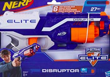 Nerf N-Strike Elite Disruptor*