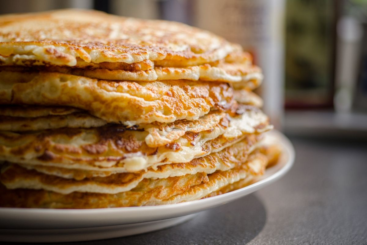 Cheap and Easy Pancakes For Just 86p