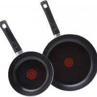 Tefal Taste, 20 cm/ 28 cm, Twin Pack, Frying Pan Set, Non Stick*