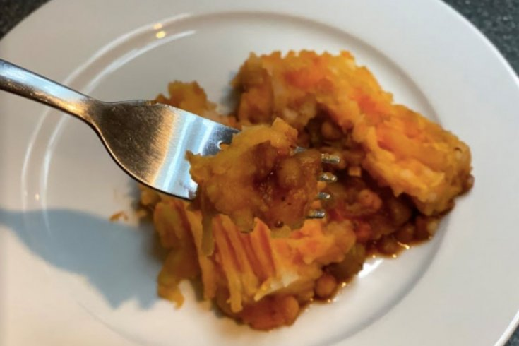 Vegan Shepherd's Pie For Just 82p Per Portion