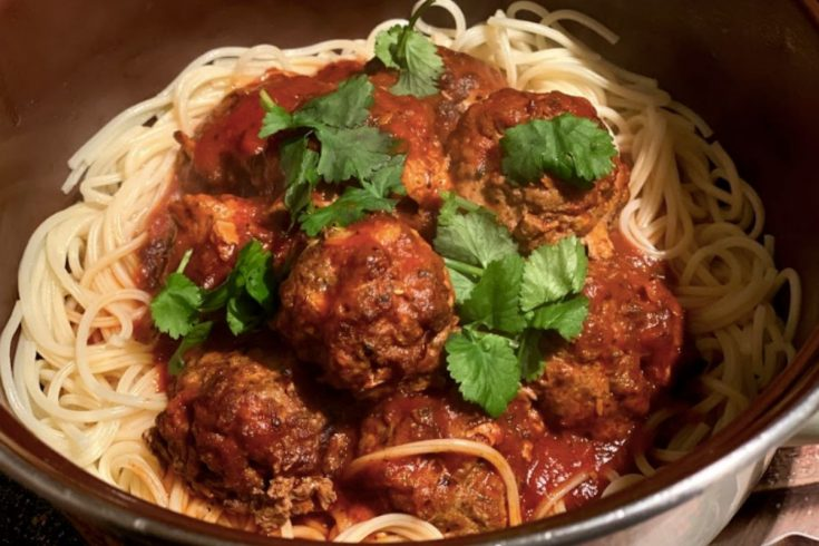 Spaghetti Meatball Recipe For 73p a Head