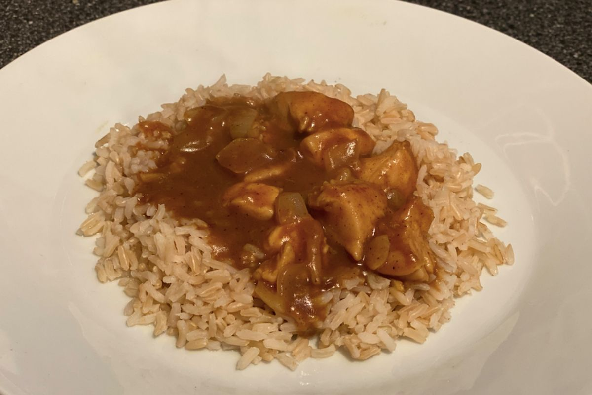 Chinese Chicken Curry For Just £1.54 For 4