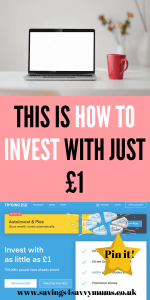 Looking to start investing as a beginner? Then have a look at Trading 212 which also gives you a free share worth up to £100 if you deposit £1 by Laura at Savings 4 Savvy Mums #Stocks #Trading #MakeMoneyatHome
