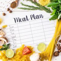 White meal plan