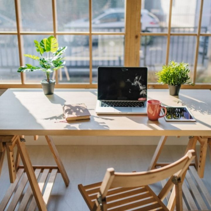 Creating a Professional Mindset from Home