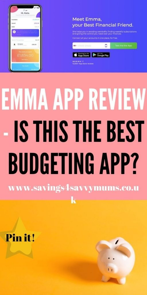 Looking for a truthful Emma App review? We go through everything including how much the Emma app costs and how it could help you by Laura at Savings 4 Savvy Mums