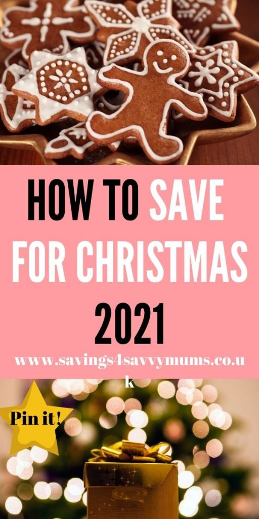 This is how to save for Christmas 2021. We've included everything you need from saving challenges to money saving ideas by Laura at Savings 4 Savvy Mums