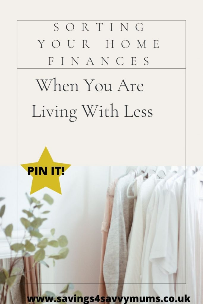 Living with less is always going to be stressful but more so when you are cash strapped. Here are 45 of the best home finance tips when you need to stretch your cash by Laura at Savings 4 Savvy Mums