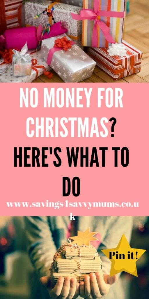If you have no money for Christmas then read our post. It is packed full of ideas that you can use to help you save money by Laura at Savings 4 Savvy Mums