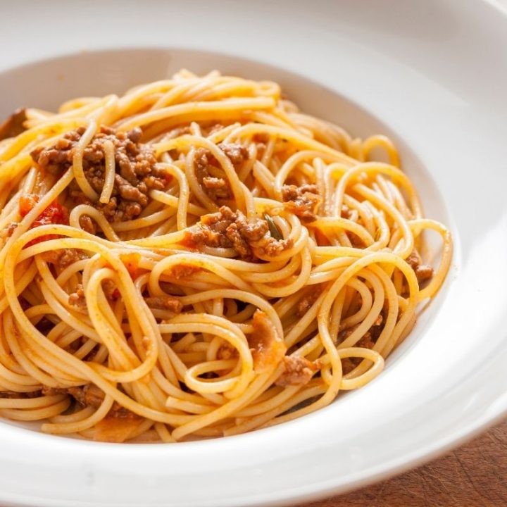 Quorn Spaghetti Bolognese for Under £1 a Head