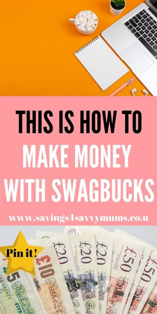 This is the best Swagbucks review you'll ever read! We talk you through how to sign up for Swagbucks and how to make money by Laura at Savings 4 Savvy Mums
