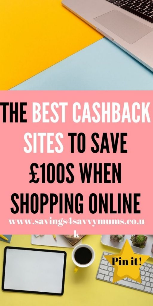 Here are 7 ways you can get cash quickly using the best cashback sites. You could also save £100s when shopping online too by Laura at Savings 4 Savvy Mums