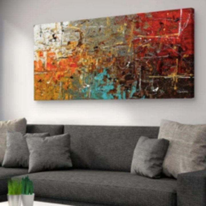 Why Stock Traders Love Wall Art